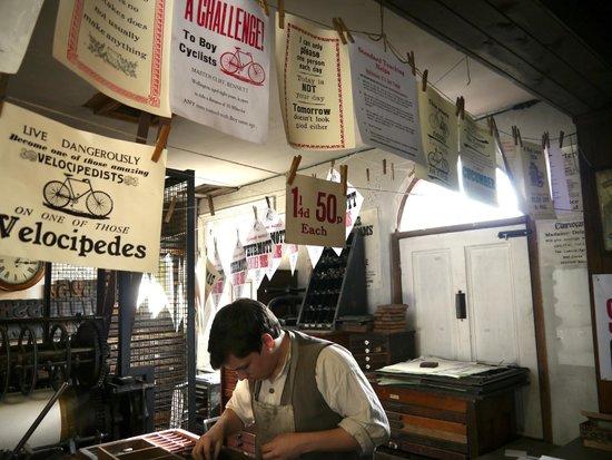 Blists Hill Victorian Town : print