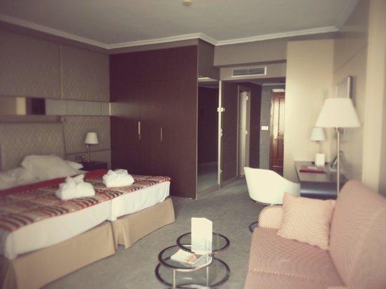 Mercure Monte Igueldo : habitación