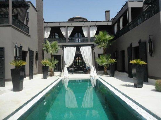 Villa Mano : Piscine