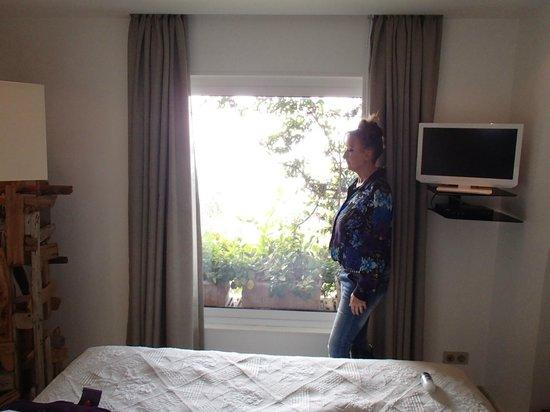 Domaine Pins Paul: La chambre Fuon-Roussa