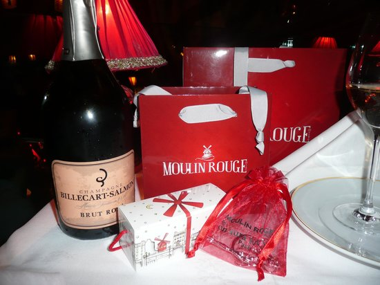 Moulin Rouge: gifts