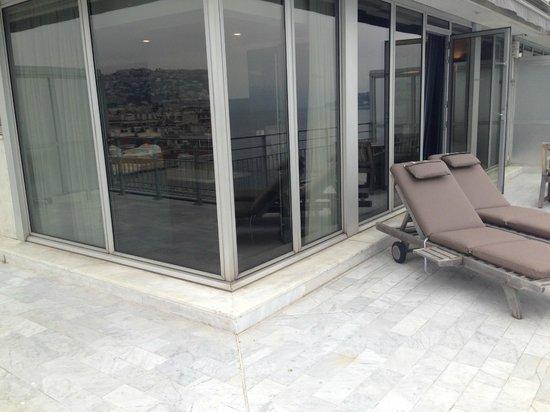 Le Meridien Nice : Exterior