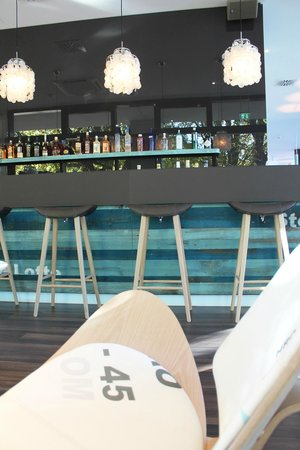 Motel One Rostock: Bar