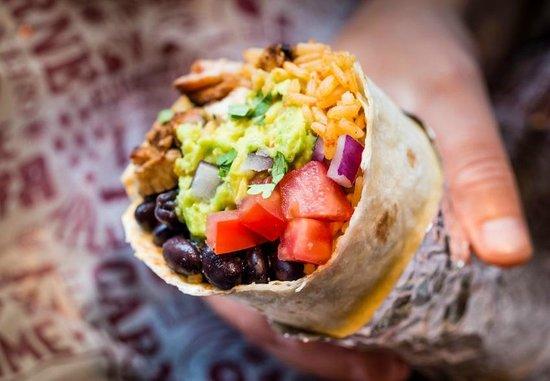 tortilla burrito
