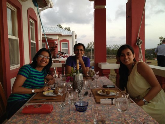 Grenada Indian Cuisine - For the Love of It: Having a Great Time