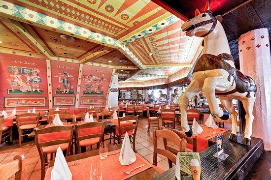 Hotel Restaurant Resslirytti : Restaurant