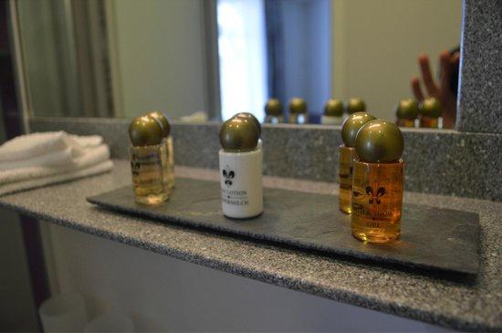 Hotel Restaurant Resslirytti : Welcome Produkte