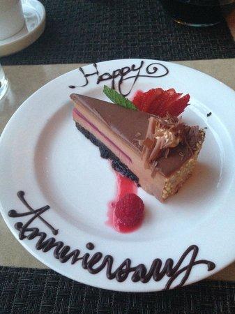 Baleen Naples : One Year Wedding Anniversary