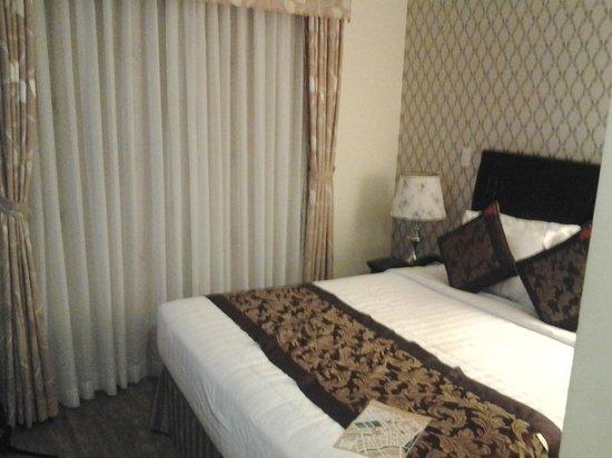 Golden Central Hotel: Стандартный суперион