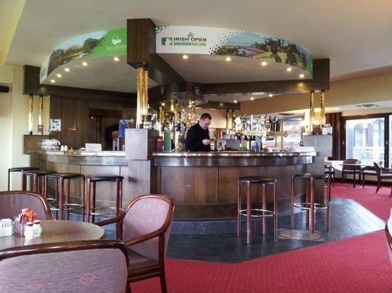 Killarney Golf & Fishing Club : Bar / Restaurant