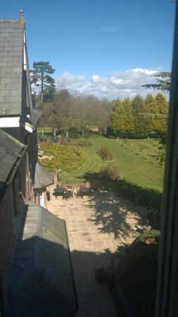 Ardencote : View from rm 215