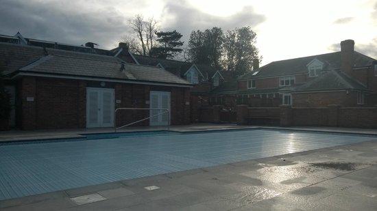 Ardencote : Outdoor pool.