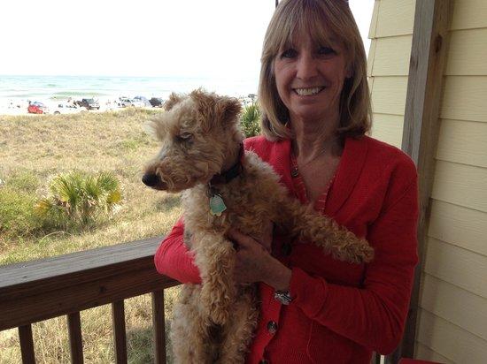 The Saint Augustine Beach House: My companions