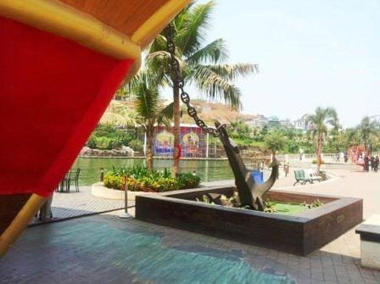 Imagica Theme Park: View