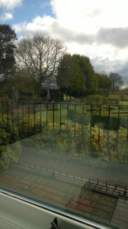 Ardencote: View from Conservatory