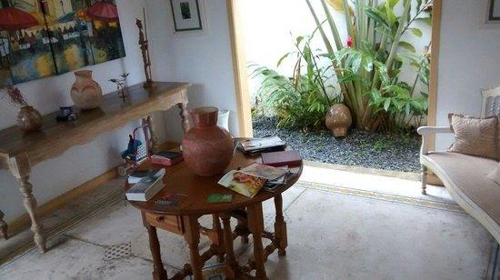 Sereia Suites : Sala de estar