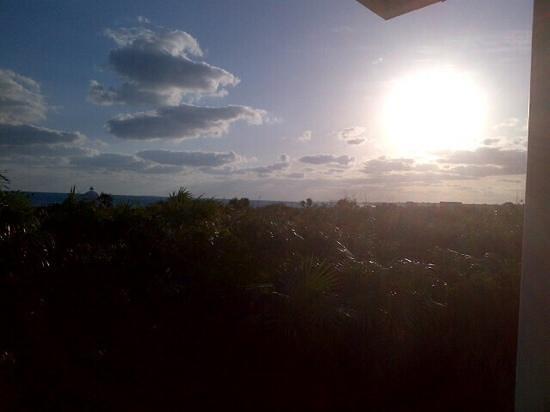Melia Cayo Santa Maria : Sun rising