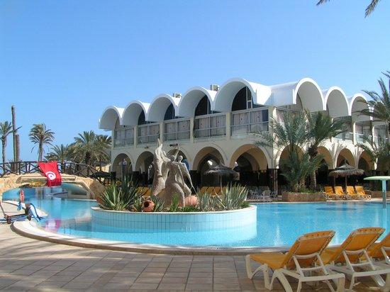 Club Marmara Dahlia: le centre du Dahlia