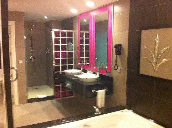 Hotel Riu Palace Bavaro: Banheiro