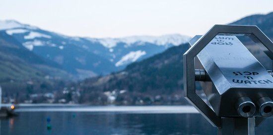 Kinderhotel Zell am See: Lake
