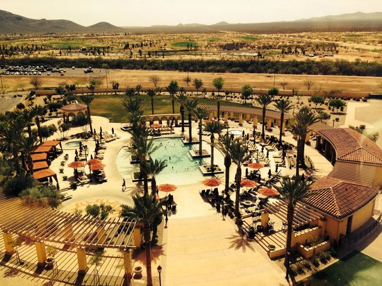 Casino Del Sol Resort: The view from our room