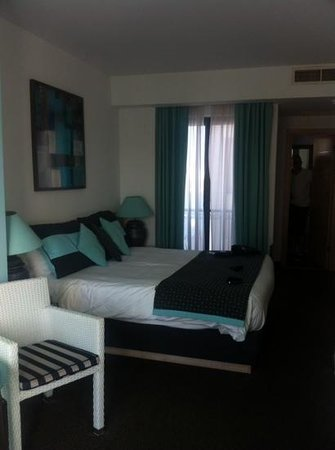 Hotel Juliani: standard room with a harbour side view