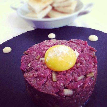 La Macarena Taller de Cocina: Steak Tartar