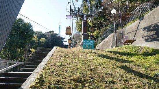 Matsuyama Castle Ropeway / Lift: 2