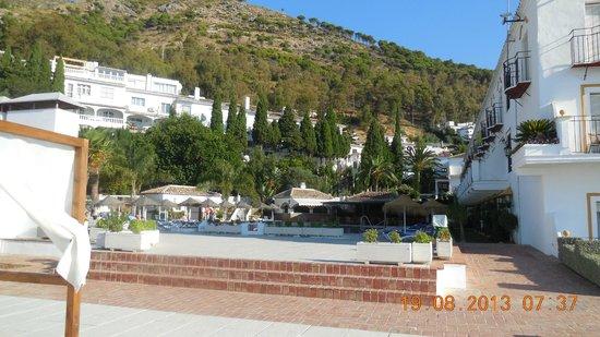 TRH Mijas: View From Pool
