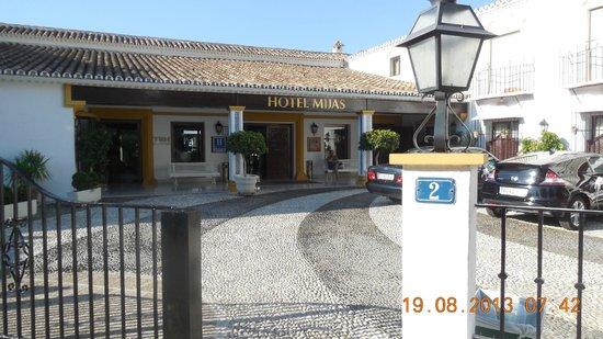 TRH Mijas: Hotel