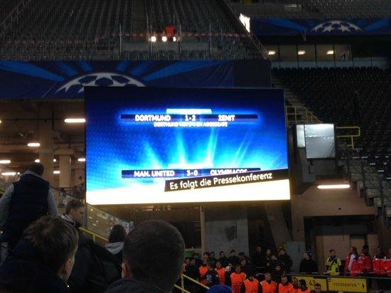 Signal Iduna Park: Мы Победили!