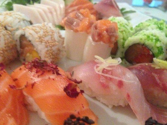 Kaikou sushi bar: Sushi