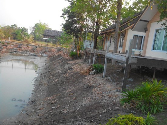 Le Sukhothai Resort: La chambre grand deluxe.... imaginez les autres....