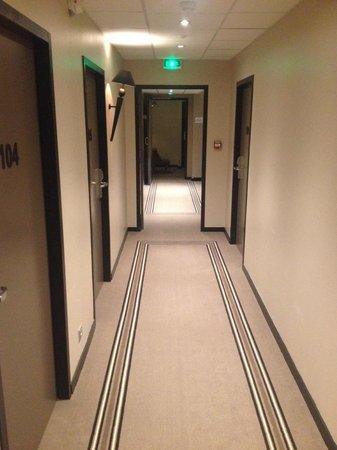 La Maison des Armateurs: Couloir 1 er étage