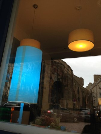 ibis Styles Saint-Malo Centre Historique : L'accueil
