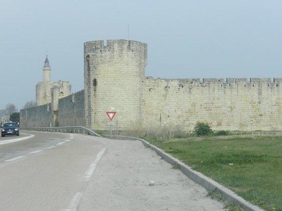 Tours et Remparts d'Aigues-Mortes : torre d'angolo