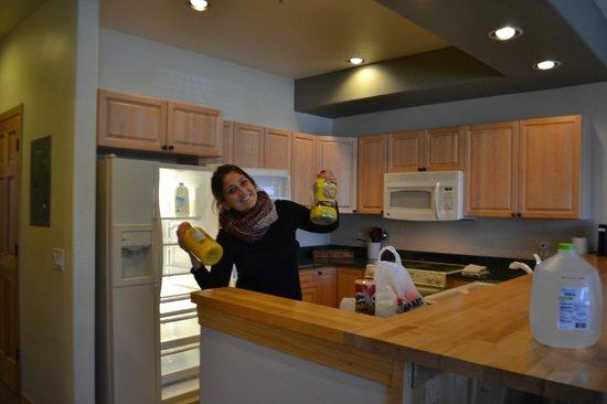The Corral at Breckenridge: Cozinha