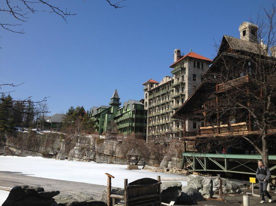 Mohonk Mountain House: Mohonk Moutain House