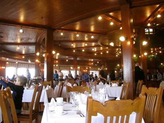 Mohonk Mountain House : Dining Room