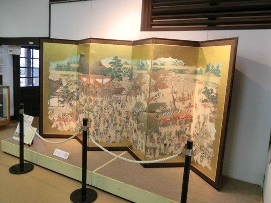 Matsusaka City History and Folklore Museum : 展示品