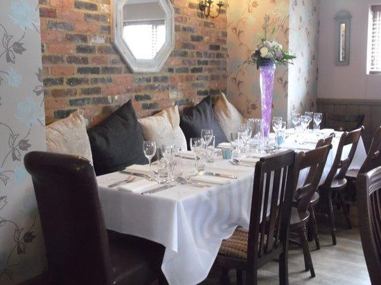 The Duke of Wellington: Restaurant