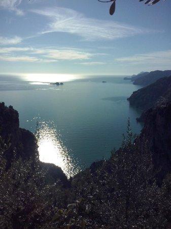 Sentiero degli dei (Path of the Gods): Vallone Porto