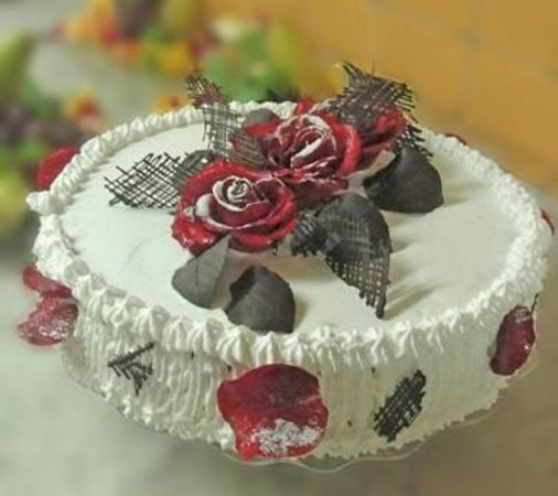 Vecais Kapteinis: Our home made cake