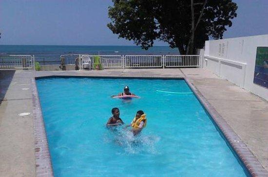 Hotel Parador Joyuda Beach Piscina