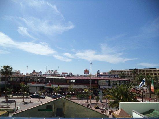 Hotel Green Field : Vista Terraza Apartamento