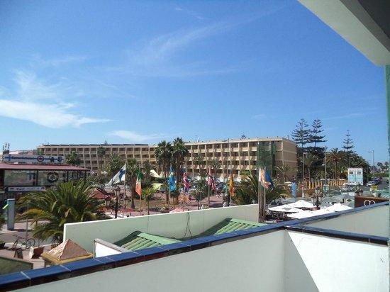 Hotel Green Field : Vista Apartamento