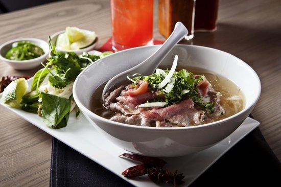 Co Banh Mi Noodles Bar: Dac Biet Pho (Beef Pho)