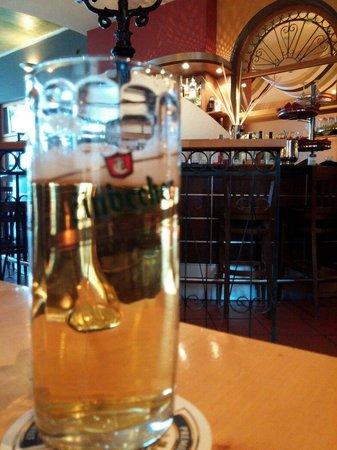 Restaurant Cafe Steinhaus: Einbecker vom Fass
