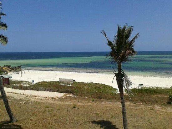 Garoda Resort: spiaggia