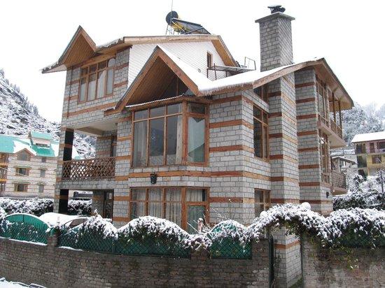 SilverBirch Manali Cottage : d